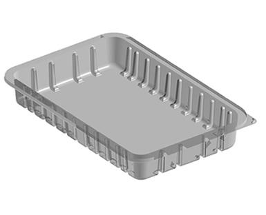 Medium Open Snack Tray