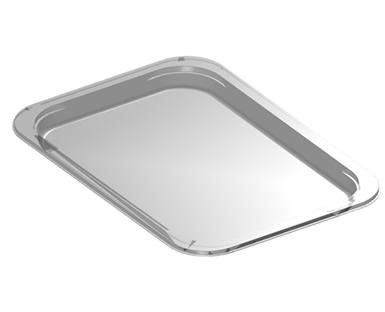 Smooth Wall Meat and Fish Shallow Skinpack tray